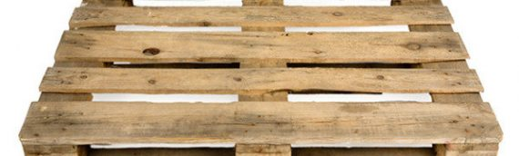 48 x 42″ Recycled Hardwood Pallet