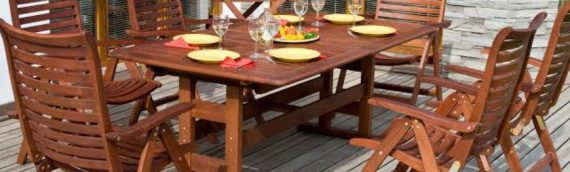 Tips on caring for teak dining furniture