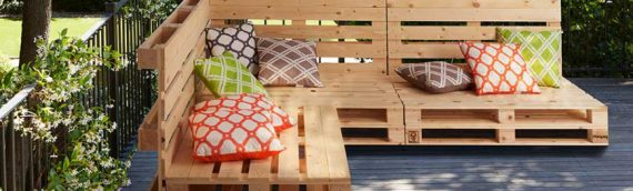 Wood Pallet For Your Outdoors