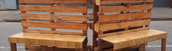 Amazing ideas to create engaging furniture from wooden pallets
